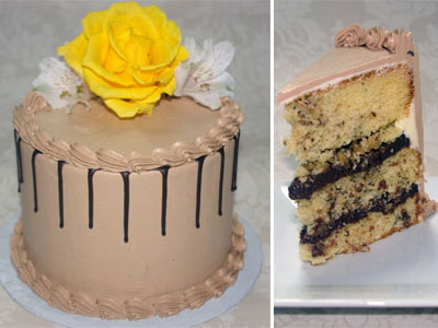 JCakes Menu - browse and order our award-winning cakes