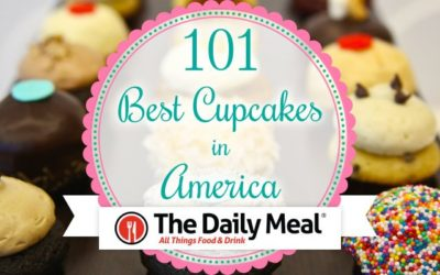 """JCakes voted #37 in """"101 Best Cupcakes in America"""" Poll"""