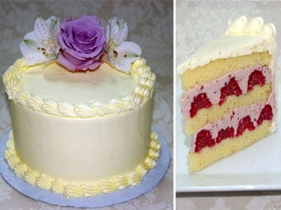 Raspberry Buttercream