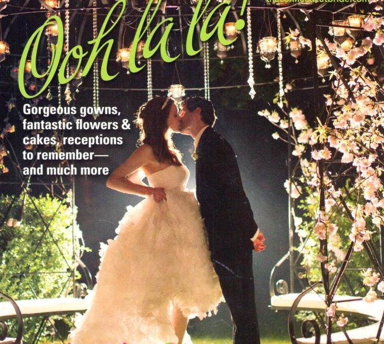 JCakes Featured in Connecticut Bride Magazine