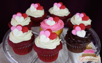 Valentine's Day at JCakes