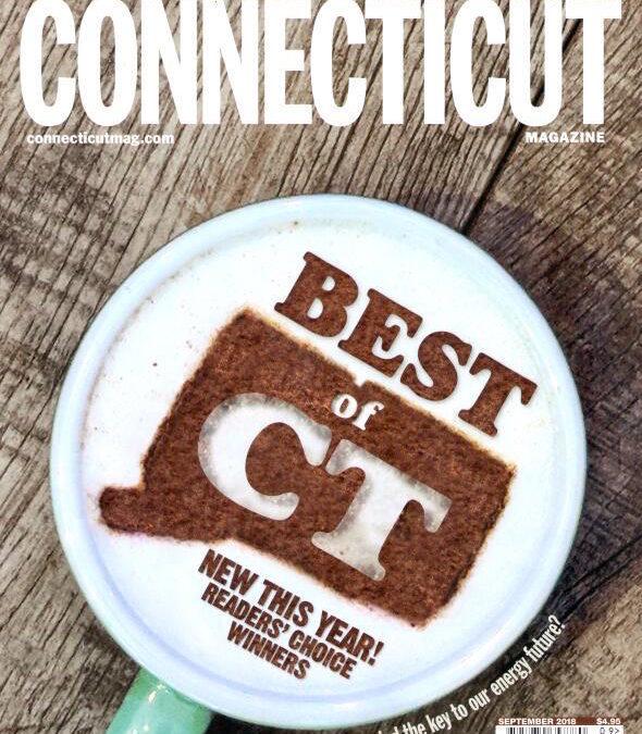 Connecticut Magazine Best of 2018