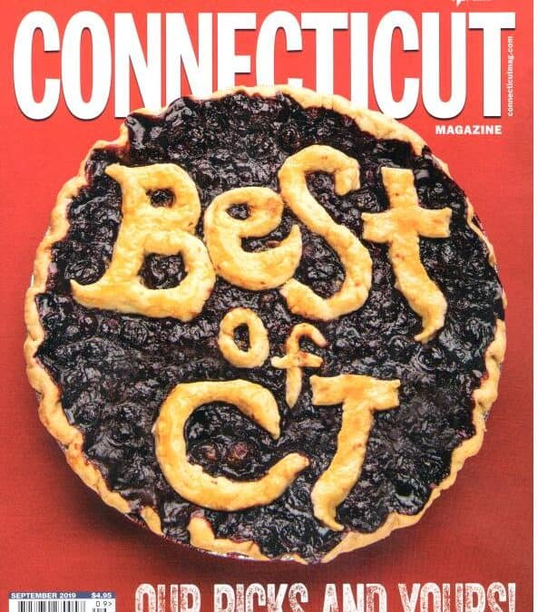 JCakes Featured in CT Magazine  2019 Best of CT