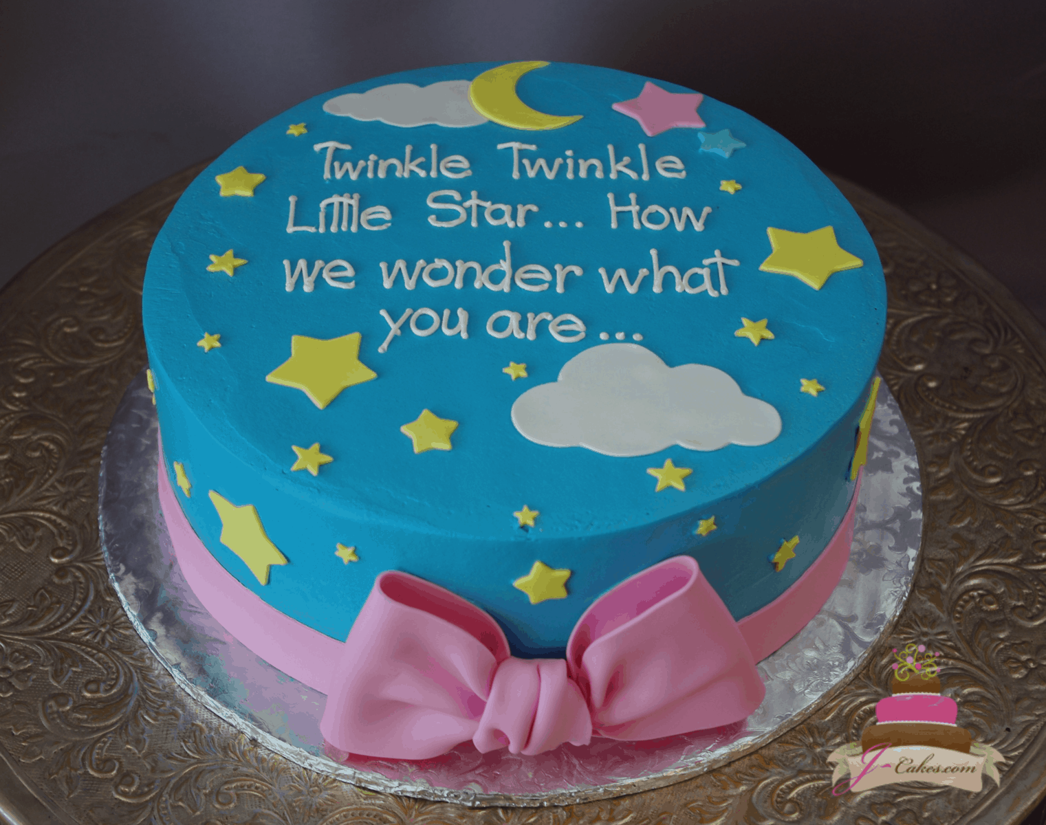 (242) Twinkle Twinkle Little Star Gender Reveal