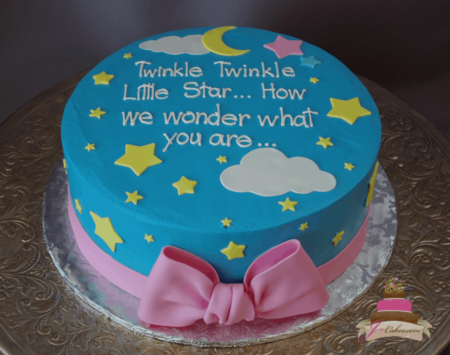 (242) Twinkle Twinkle Little Star Gender Reveal