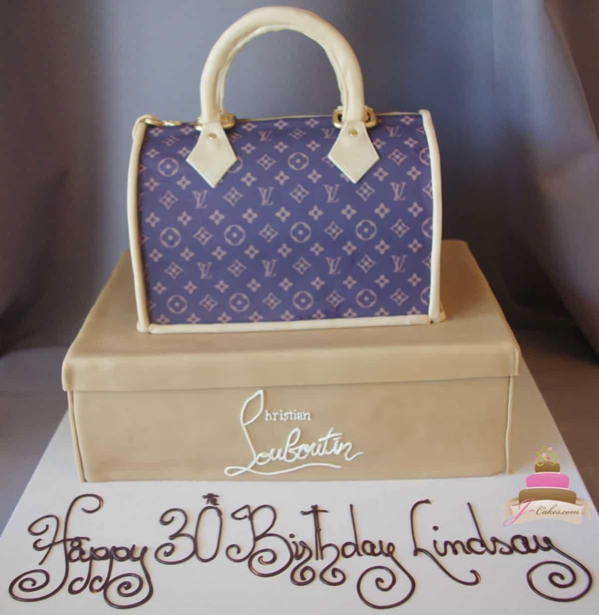 (176) Fashionista Sculpted Cake