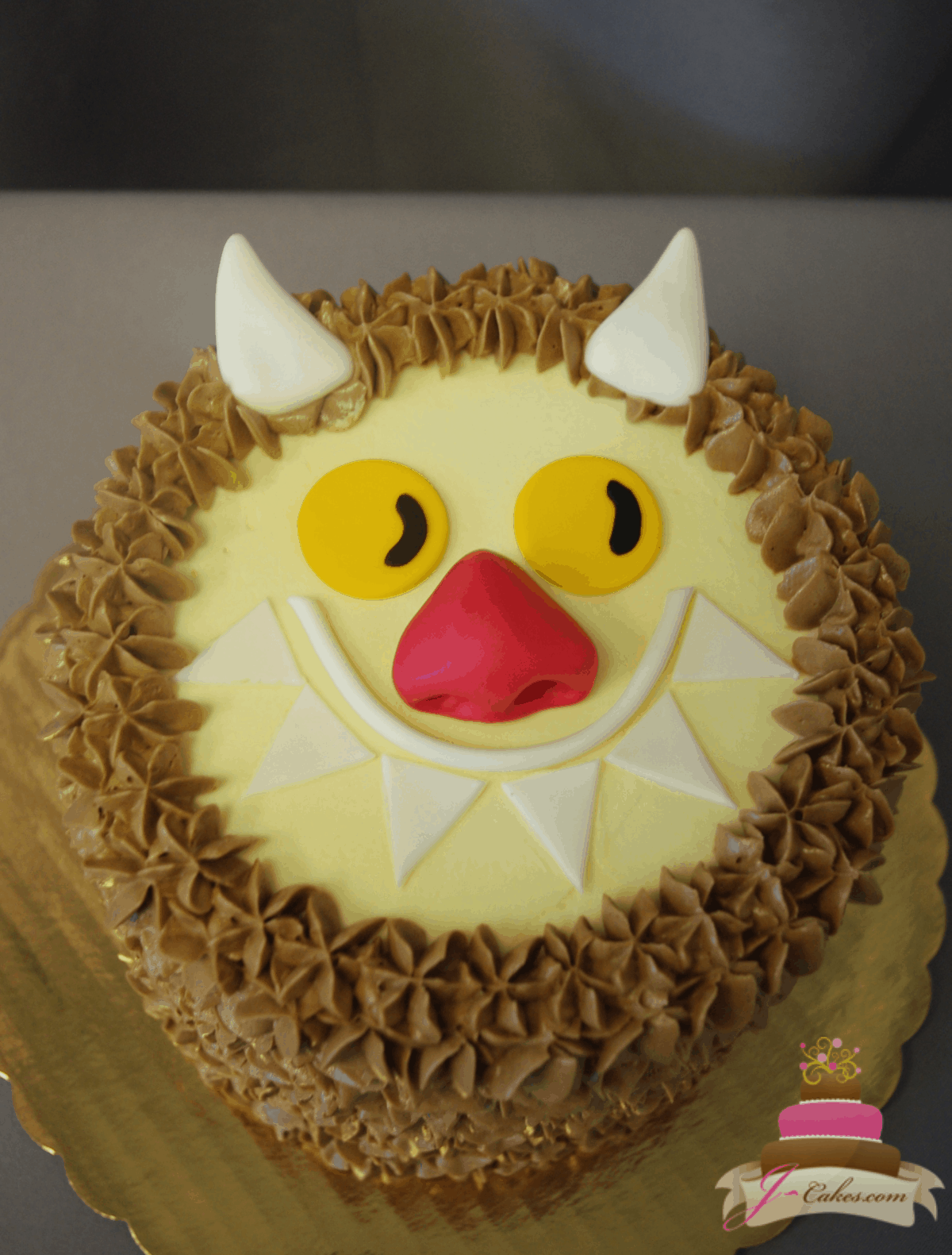 (533) Where the Wild Things Are Cake