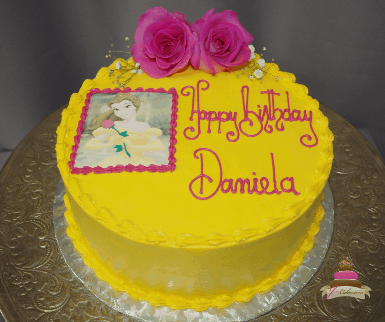 (574) Simple Belle Cake