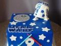 (511) Star Wars Theme Cake