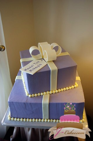 (2006) Gift Box Communion Cake