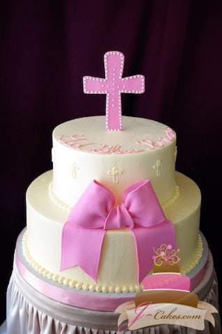(2003) Tiered Communion Cake
