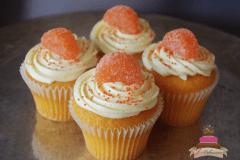 (643) Creamsicle Cupcakes