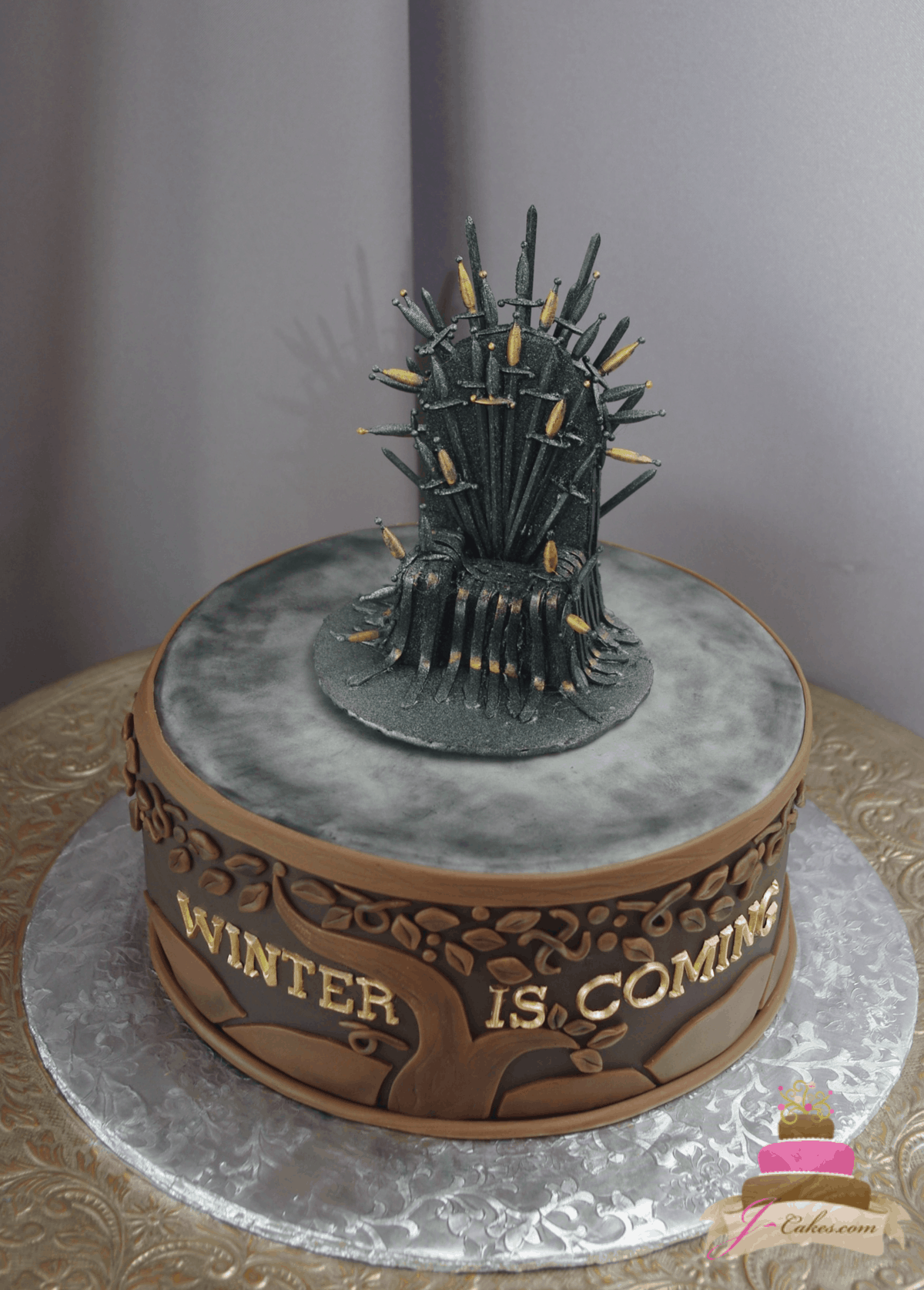 (733) Game of Thrones Cake