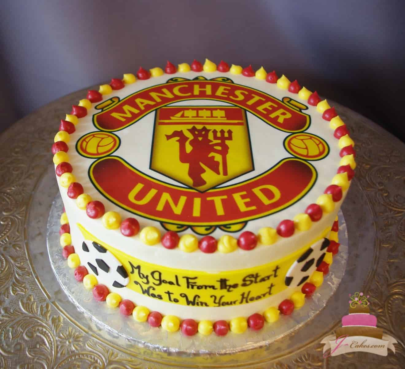 manchester united wedding cake groom s cakes 17096