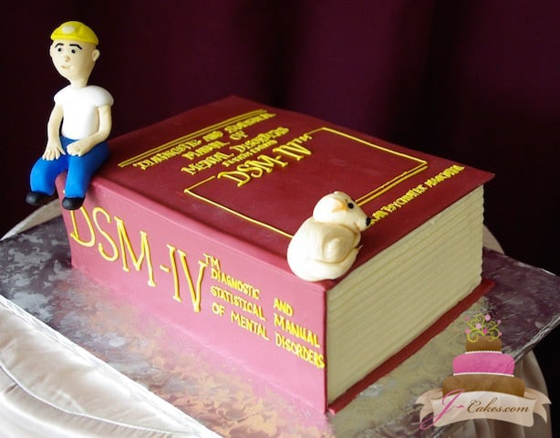 (716) Book Groom's Cake