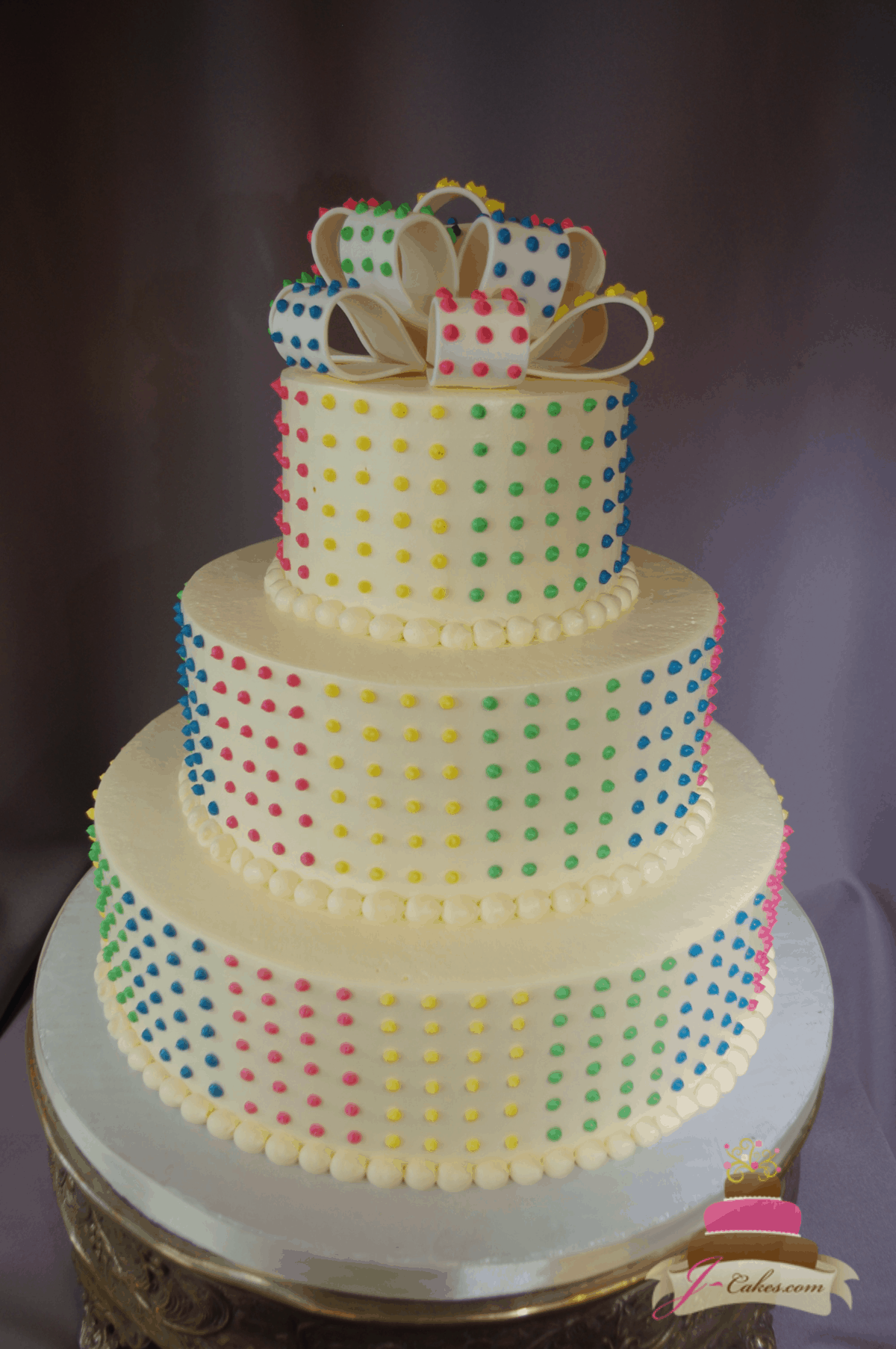 (930) Candy Sweet 16 Cake