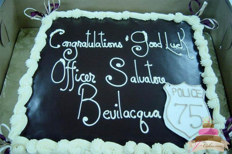 (803) Promotion Cake