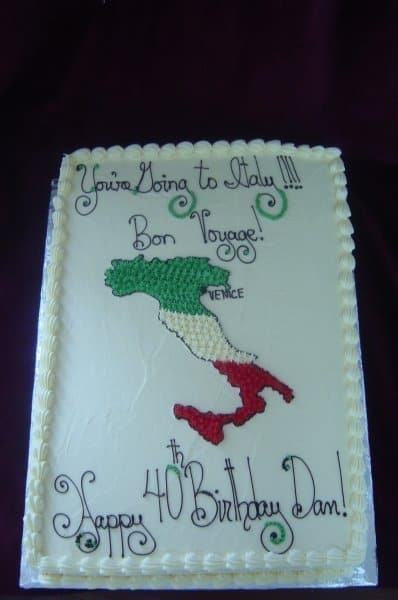 (832) Italy Cake