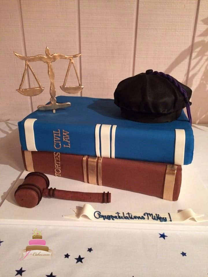(836) Law School Graduation