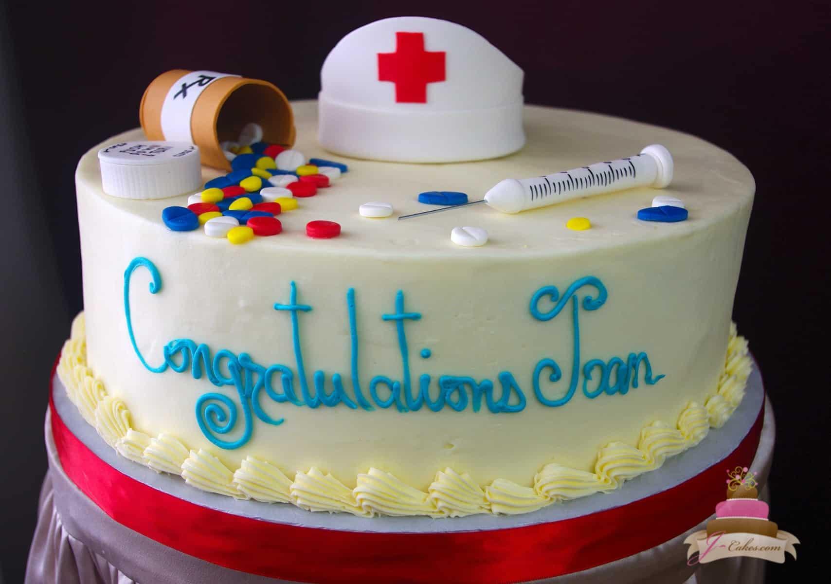 (837) - Nursing School Graduation
