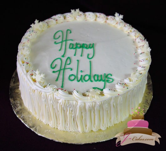 (809) Egg Nog Mousse Cake