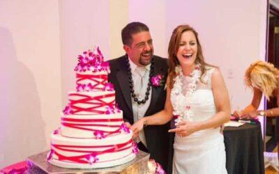 Aimee & Steve's Wedding at Cascade